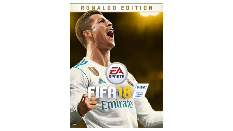 Ronaldo Edition-coverbillede