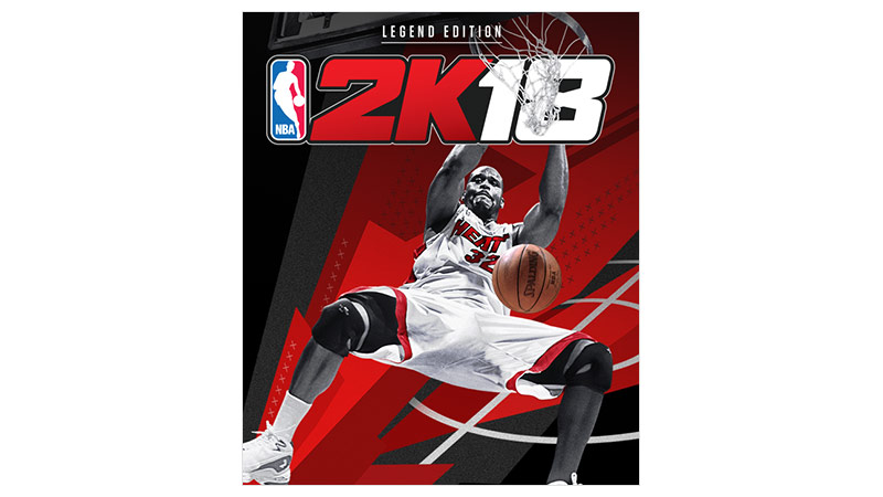 NBA 2K18 Legend Edition box shot
