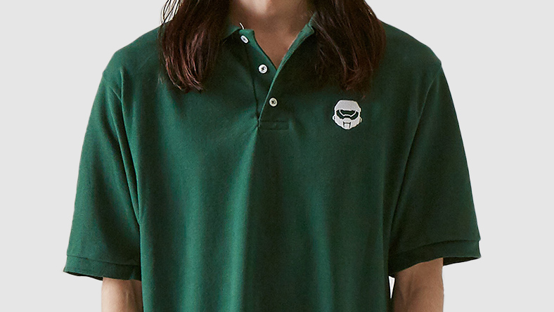 Master Chief Polo Shirt