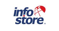 Logotipo da Info Store