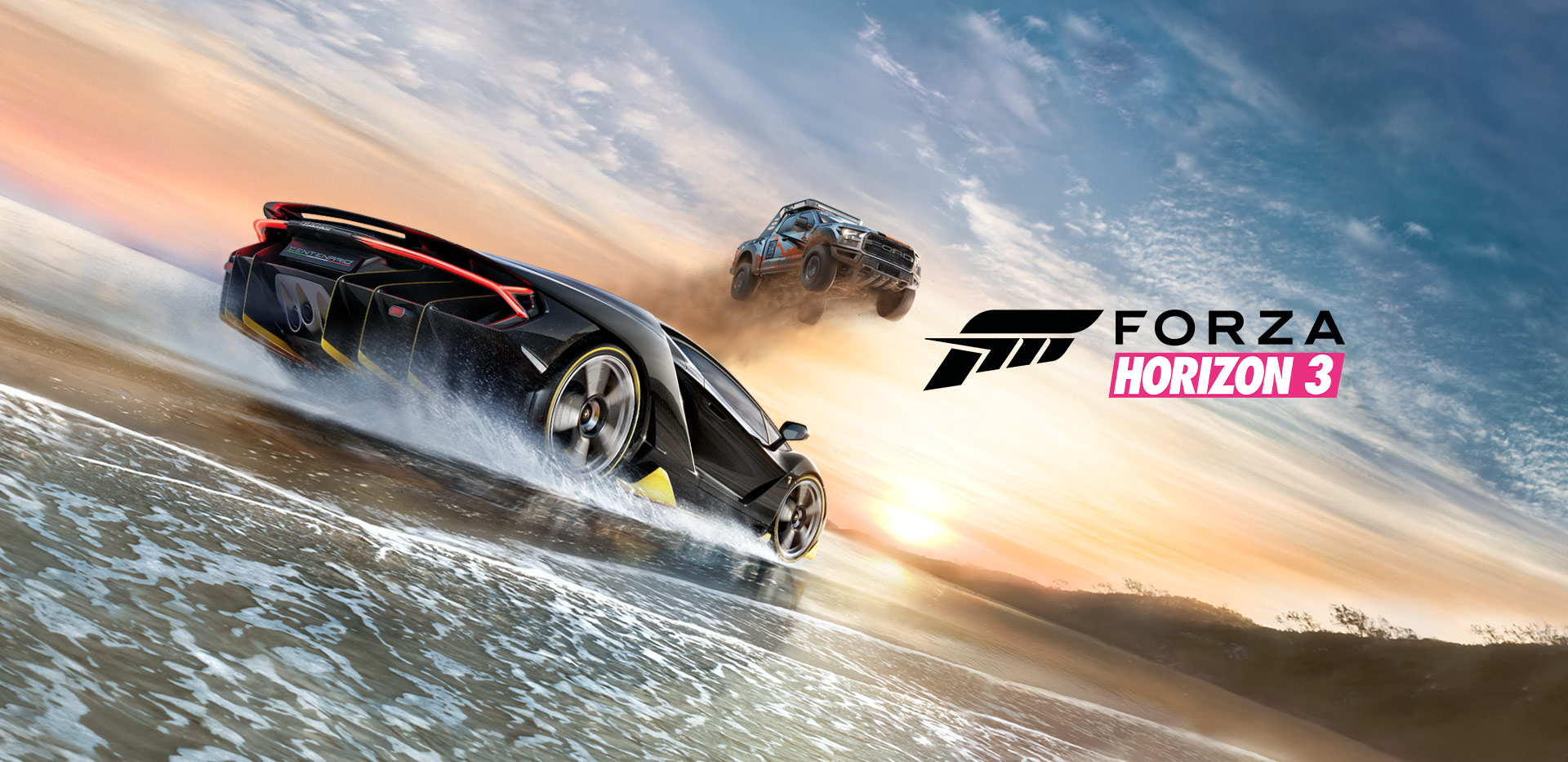Xbox One Forza Horizon 3 : Forza horizon for xbox one and windows