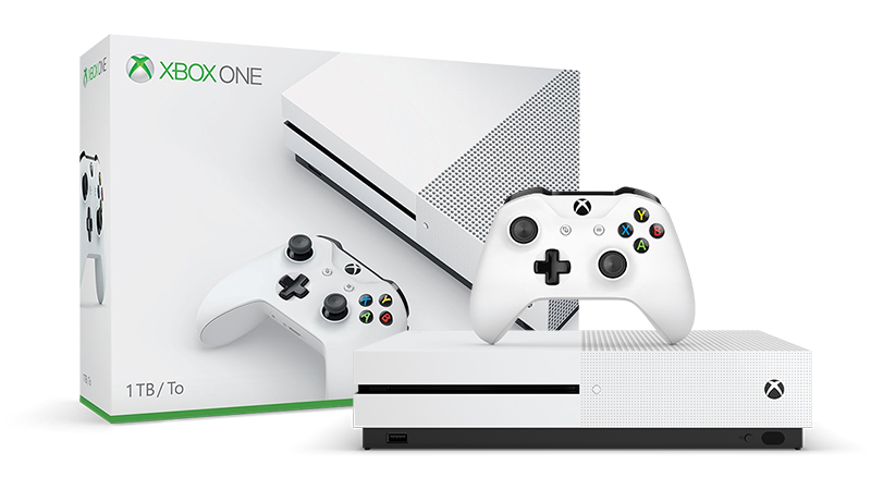 Offre exclusive sur le pack Xbox One S To