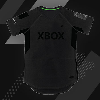 Front view of Xbox Elite Jersey