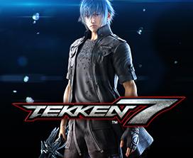 Tekken 7, Vista frontal de Noctis