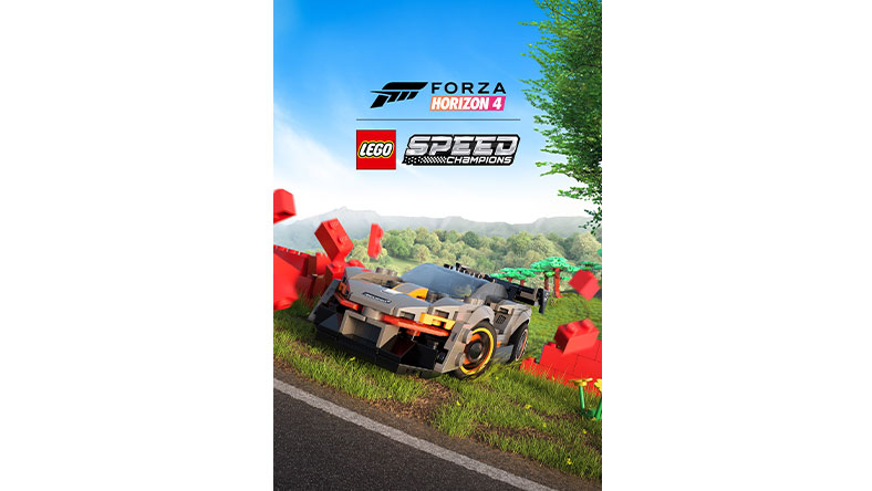 LEGO® Speed Champions add-on game box shot