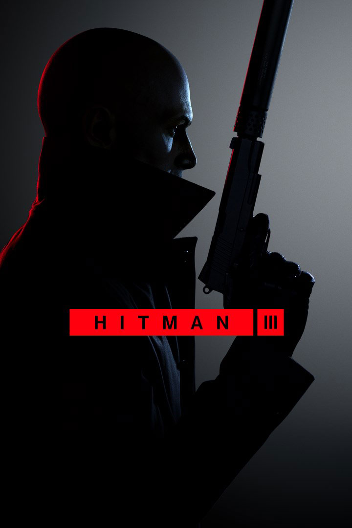 HITMAN 3-coverbillede