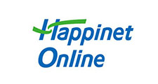 ハピネット・オンライン ロゴ