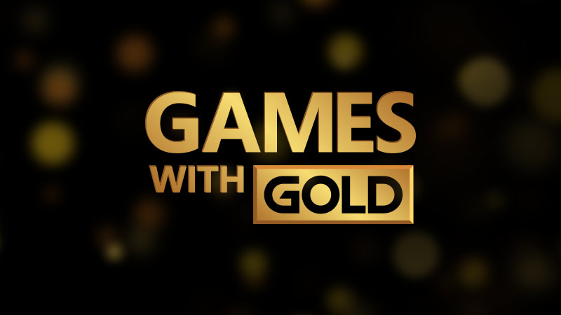 Games with Gold sur Xbox