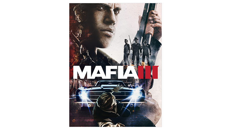 Mafia III Standard Edition box shot