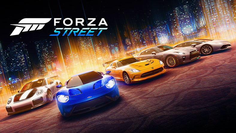 Forza Street-coverbillede