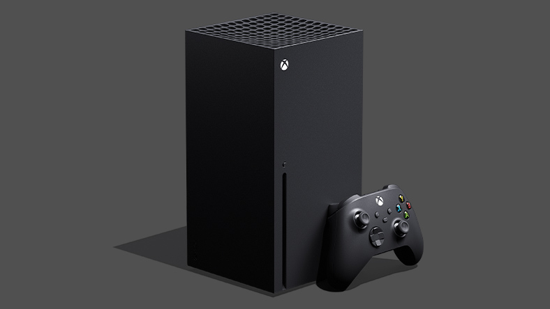 Xbox Series X-Konsole