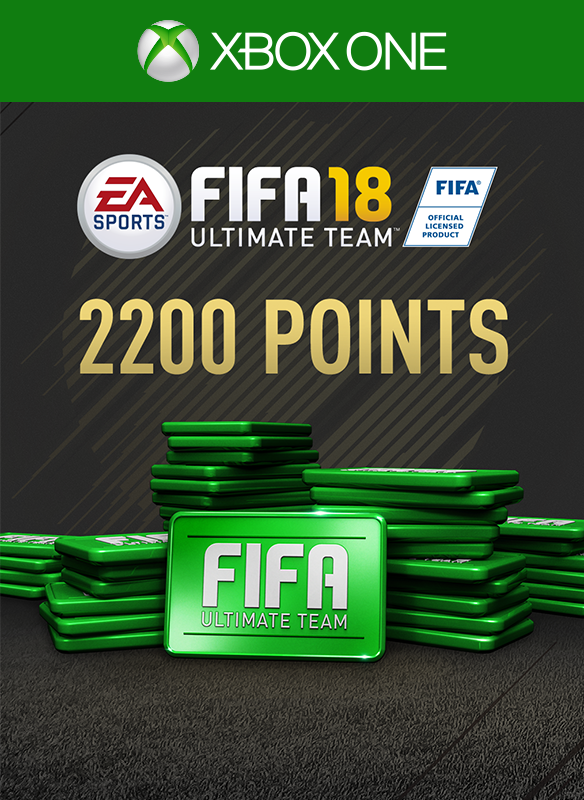 FIFA 18 ultimate team points