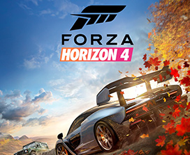 Couverture de Forza Horizon 4