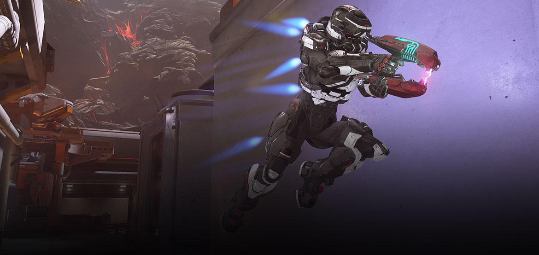 Jouez gratuitement à Halo