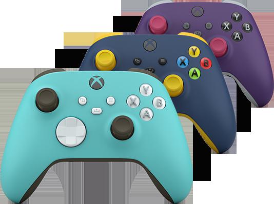 Detailansicht von Xbox Design Lab