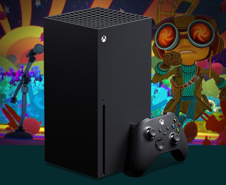 Κονσόλα και χειριστήριο Xbox SeriesX