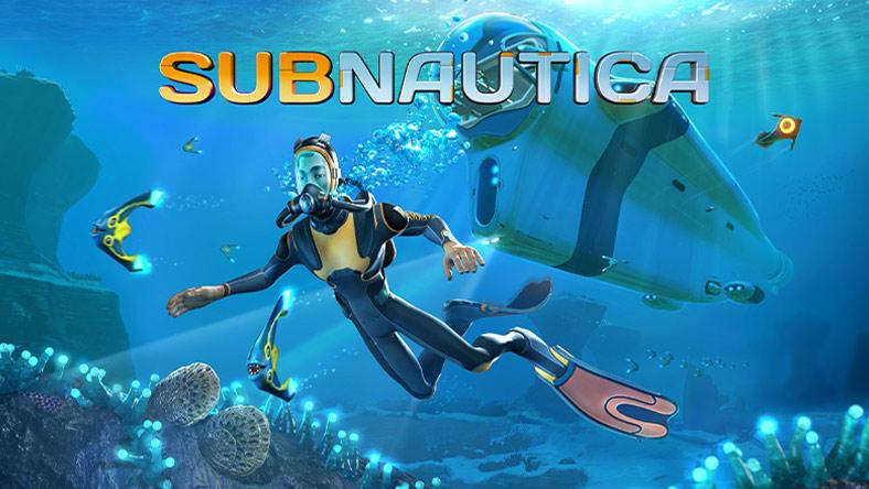 Subnautica box art.