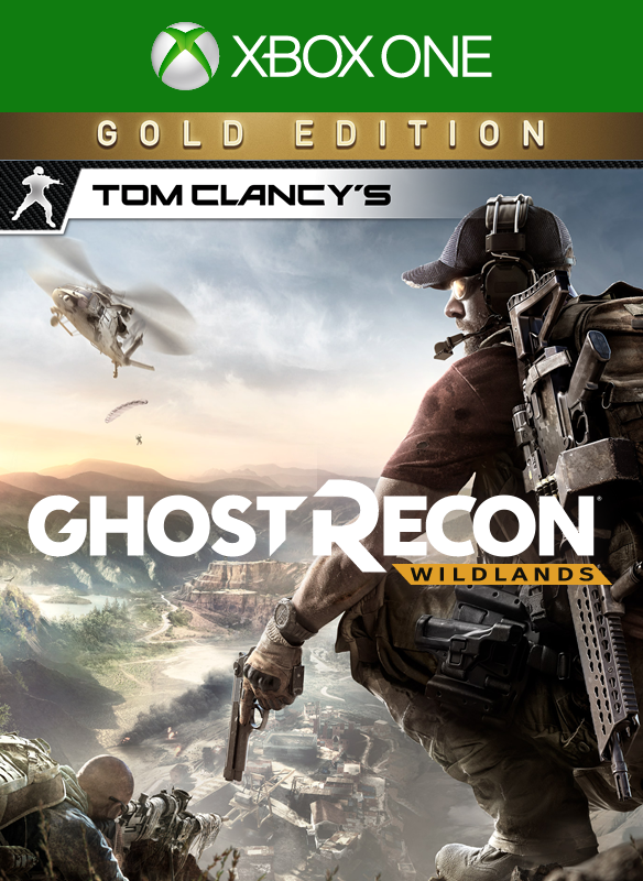 Tom Clancy's Ghost Recon®Wildlands ⎼ Gold Edition