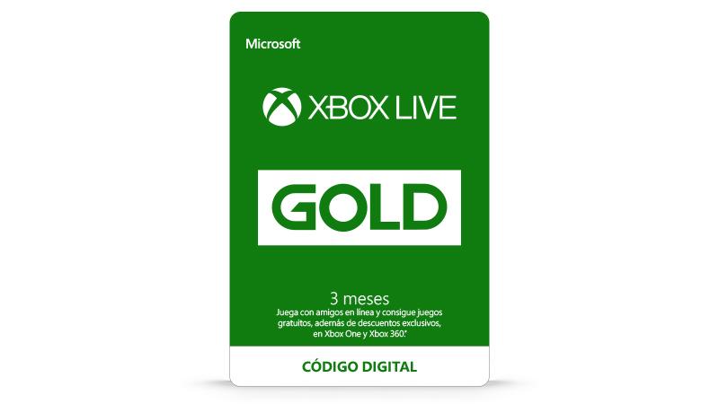 Promoção exclusiva! 40% de desconto na subscrição de 3 meses do Xbox Live Gold