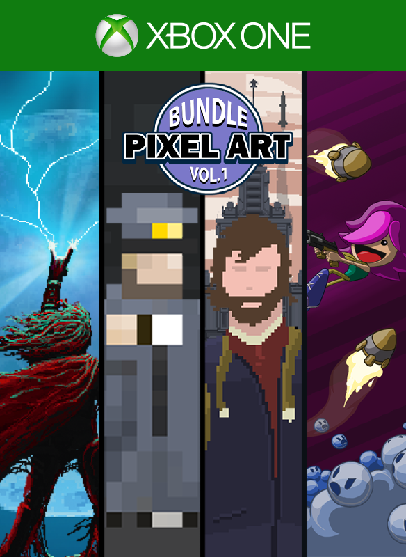 Digerati Pixel art Bundle Part 1