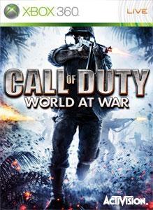 COD World at War boxshot