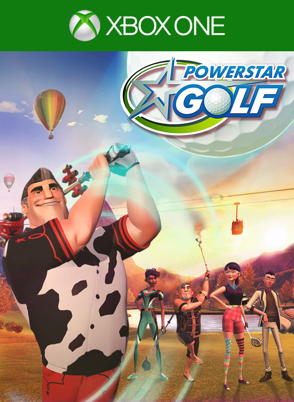 Powerstar Golf – Full Game Unlock