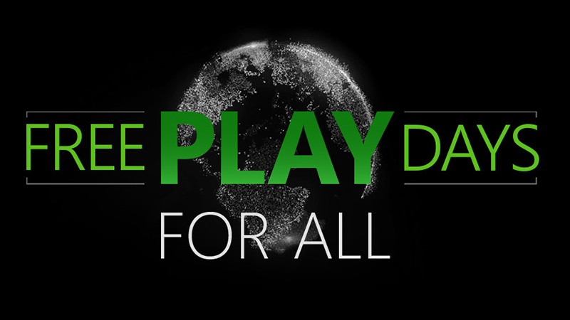 Play multiplayer free, February 15-18