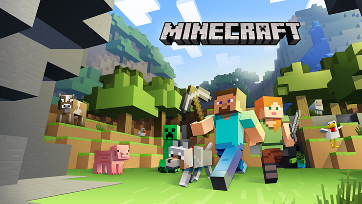 Windows Games Xbox - Minecraft spielen auf laptop