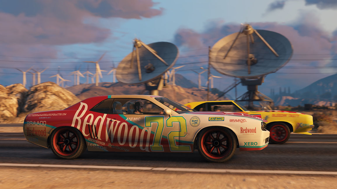 Stock Car Races - New race locations and unlocks