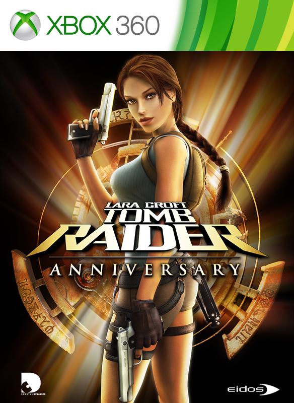 Tomb Raider: Anniversary boxshot