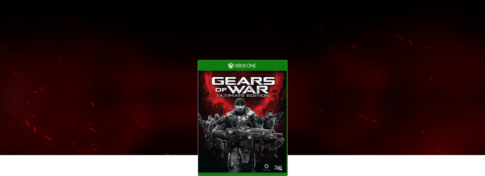 Image de la boîte de Gears of War : édition Ultimate