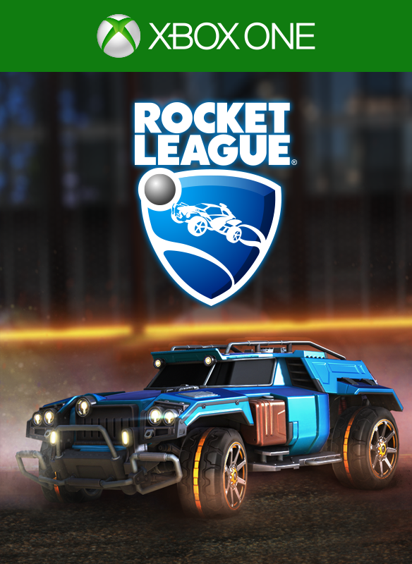 Rocket League® ⎼ Marauder