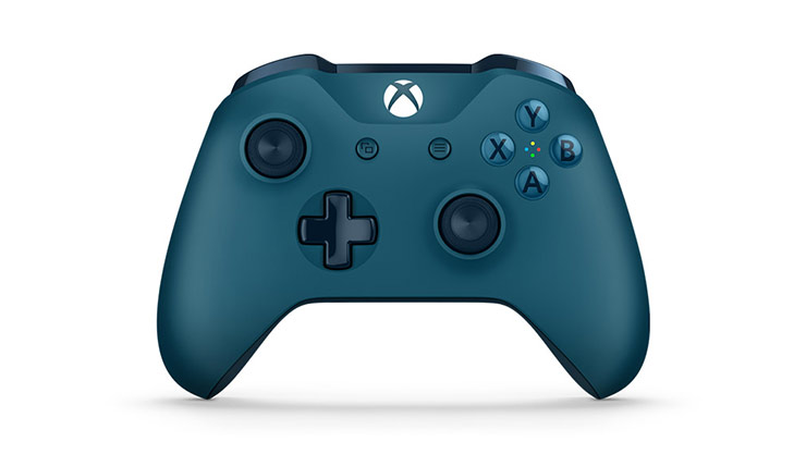 Special Edition Deep Blue Wireless Controller