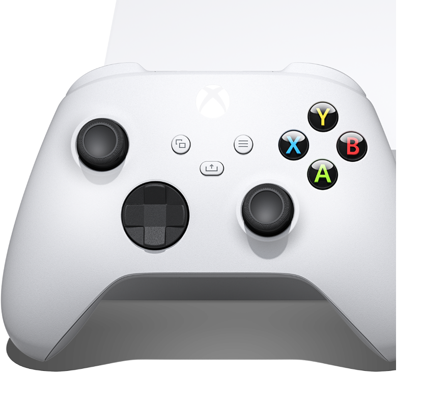 Controller Wireless per Xbox bianco
