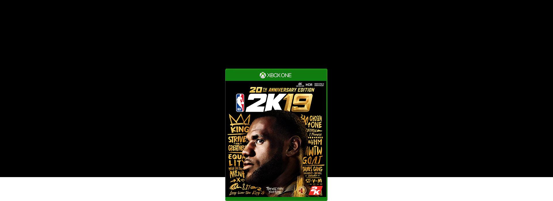 NBA 2K19 box shot