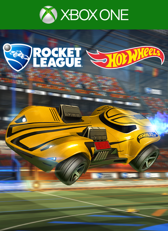 Rocket League® ⎼ Hot Wheels® Twin Mill™ III