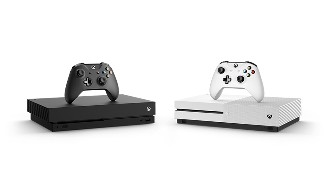 Save S$50 on any Xbox One Consoles