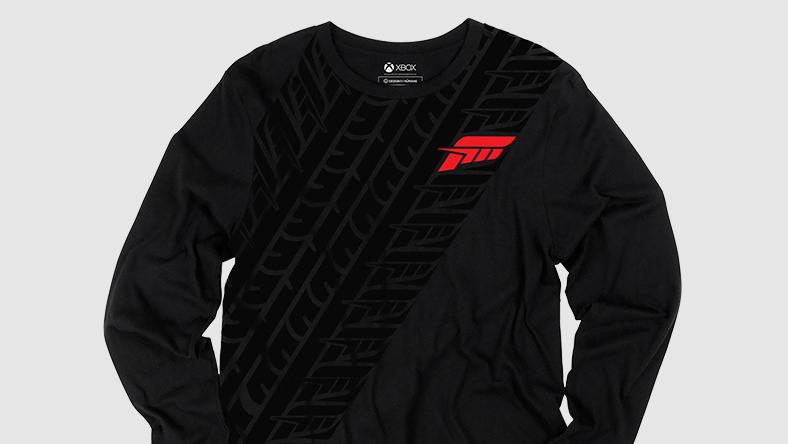 T-shirt à manches longues Forza Treads