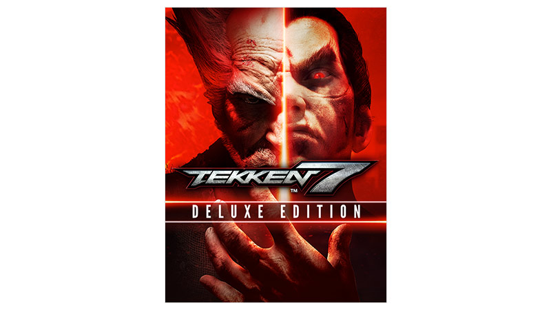 Tekken 7 Deluxe Edition-coverbilde