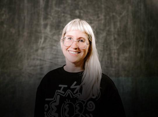 Portrait of Nicole Fawcette