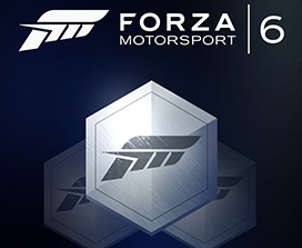 Tokens do Forza Motorsport 6