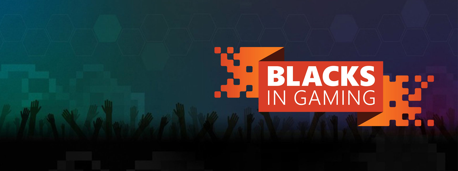 Blacks in Gaming Green Room Event Logo