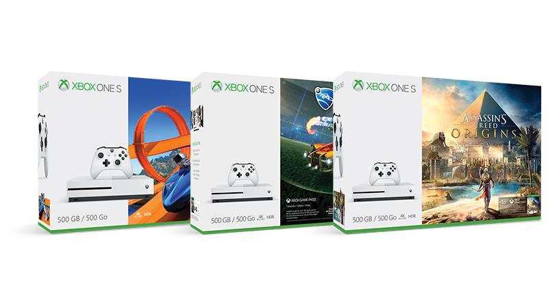 Frühlings-SALE! Xbox One S ab 199€
