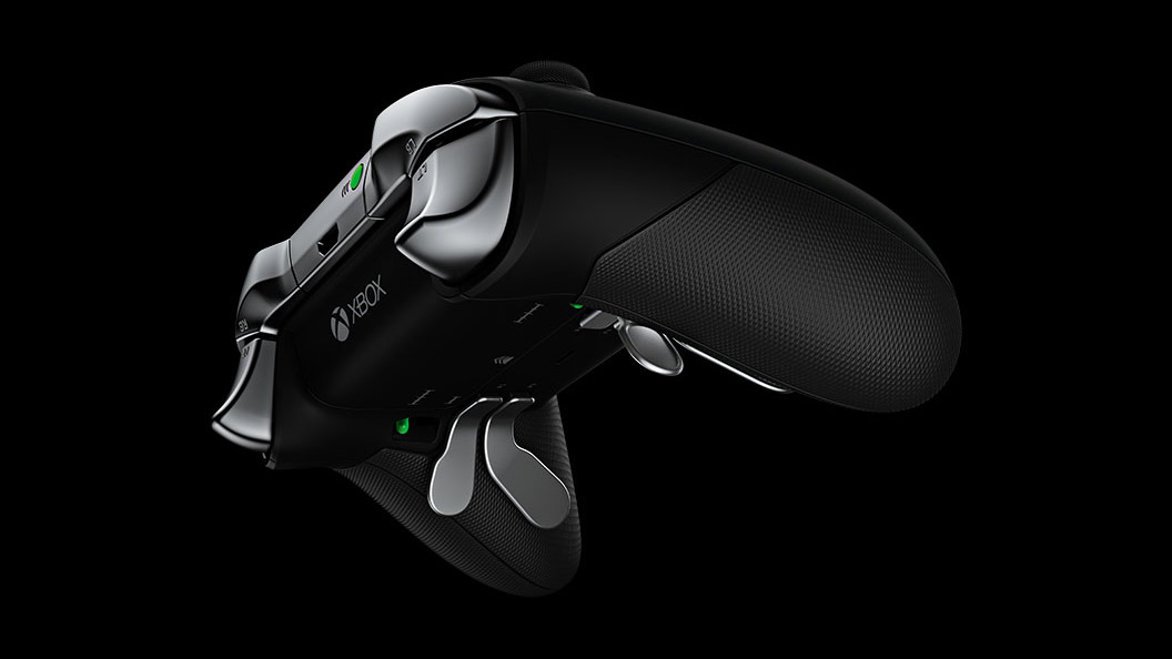 Elite Wireless Controller – Bumper und Triggers