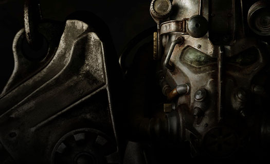 Game-art uit Fallout 4