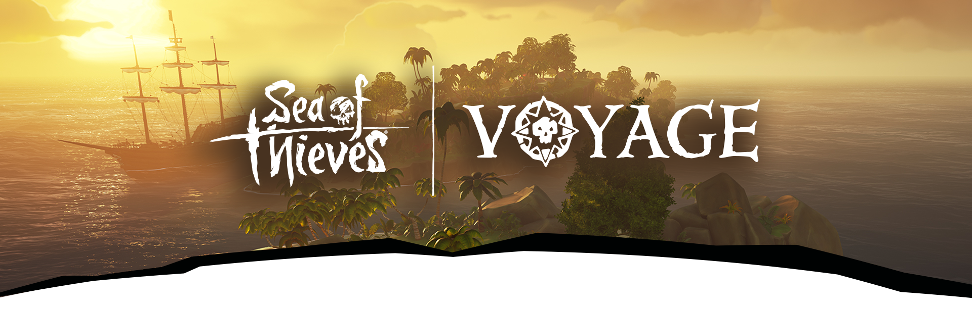 image from the game Sea of Thieves hero | The Voyage