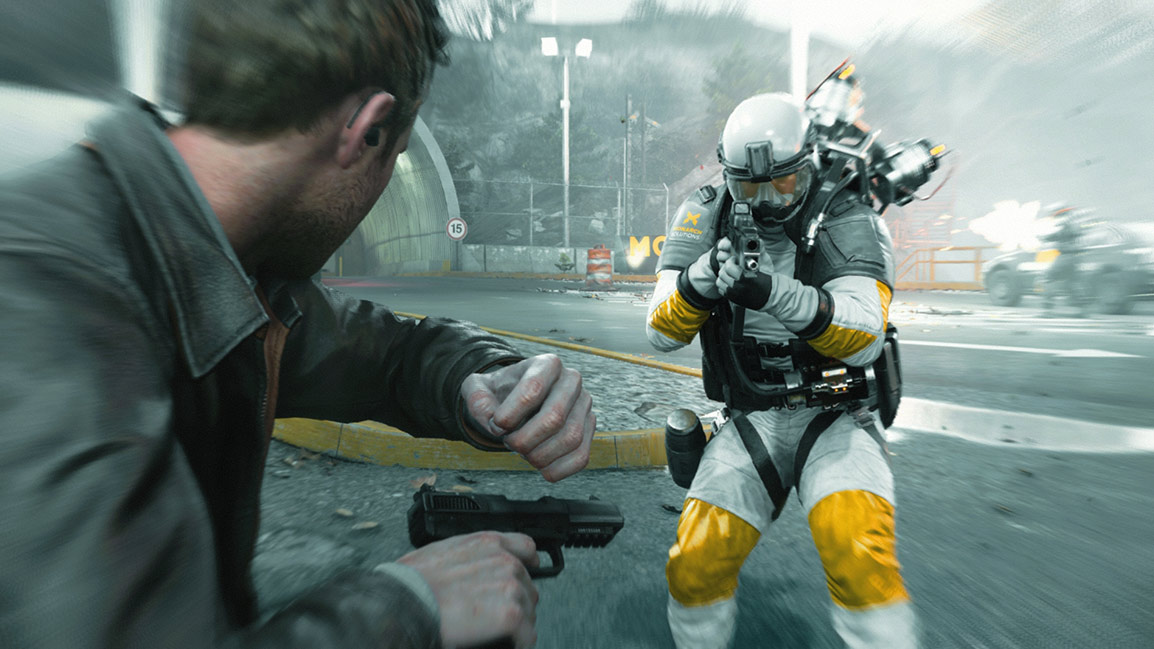 Screenshot 2 di Quantum Break