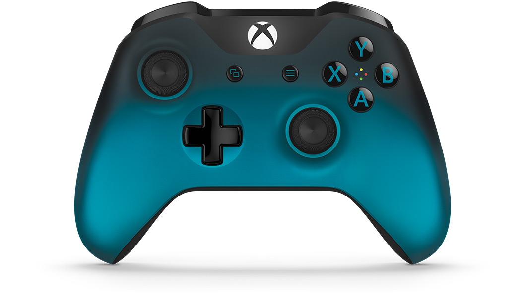 Ocean Shadow Special Edition Controller set forfra