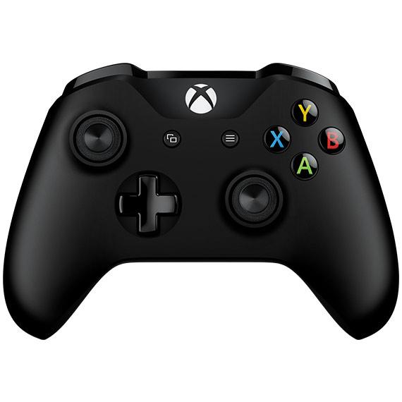Control Control inalámbrico Xbox: negro