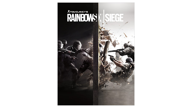 Rainbow Six Siege Standard Edition-coverbillede